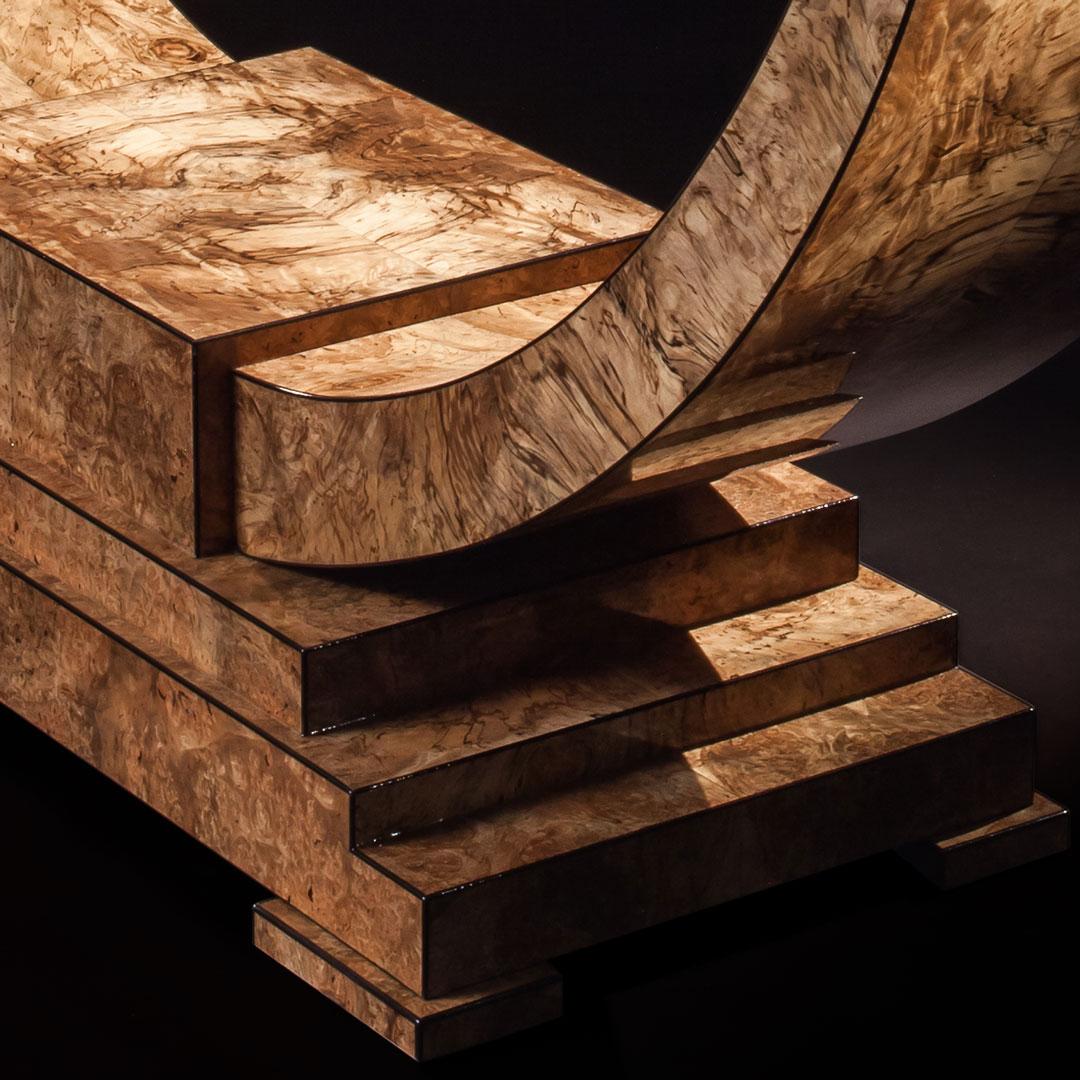 Excelsior Liquidambar Oblique Feet Full