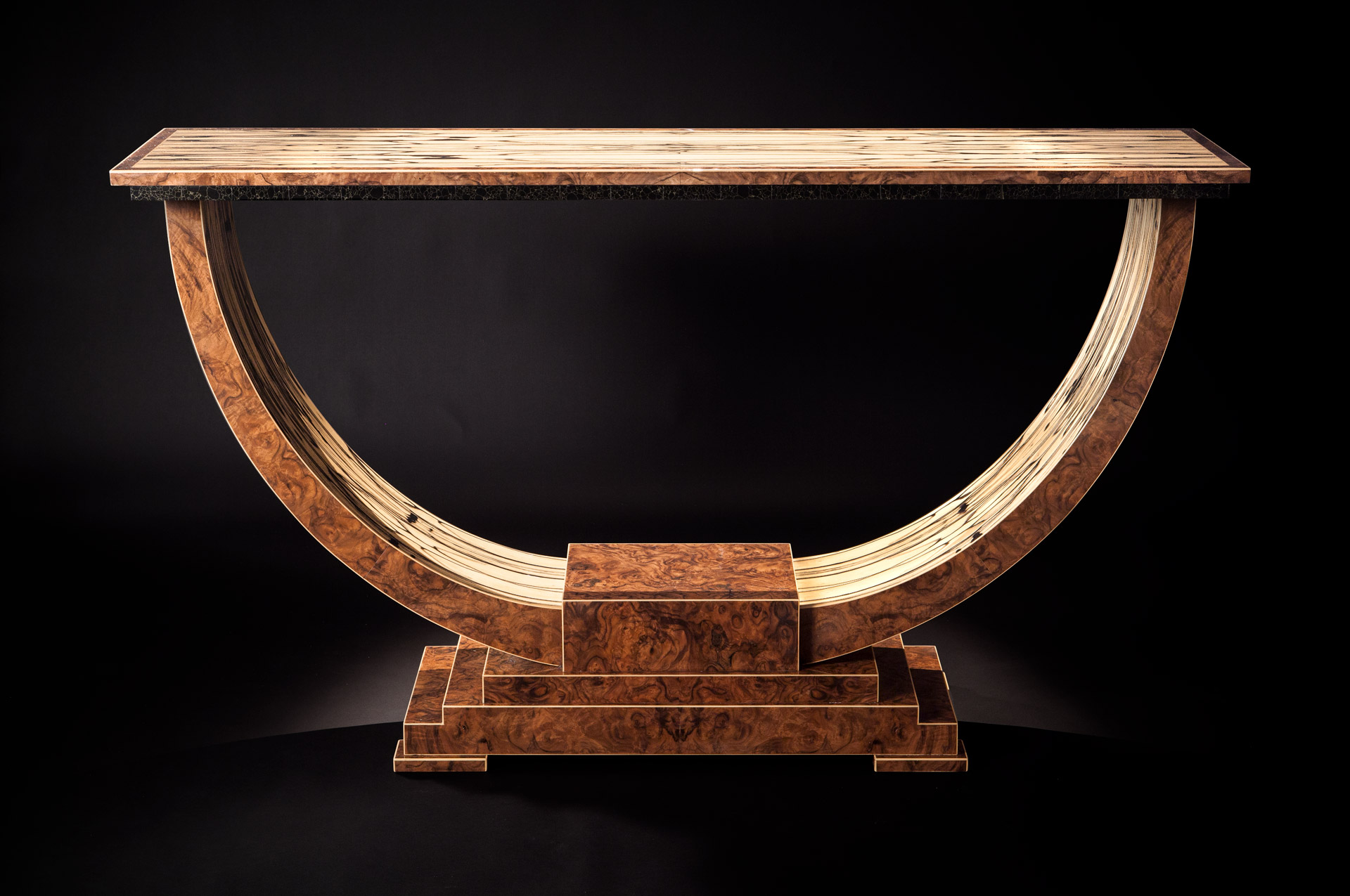 Excelsior White Ebony Front Top